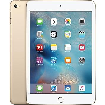 apple ipad mini 4 128gb wi fi gold certified refurbished