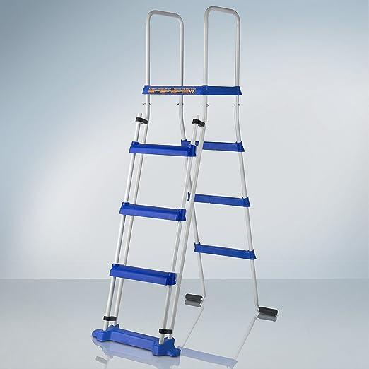 Gre ES1150 - Escalera para Piscina Elevada, 138 cm: Amazon.es: Jardín