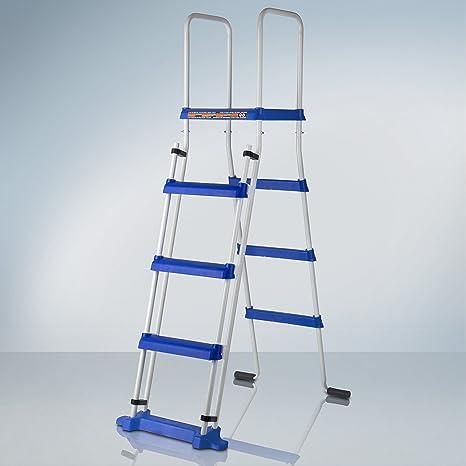 Gre ES1150 - Escalera para Piscina Elevada, 138 cm