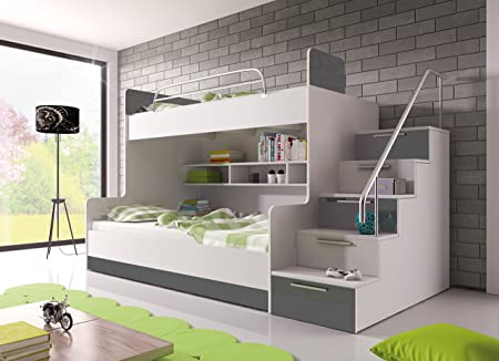 Etagenbetten Design : Schlafsofa umwandelbar in doc etagenbetten design und