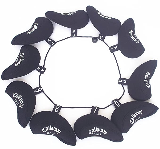 10pcs/set callaway-iii fundas para cabezas de palos de golf ...