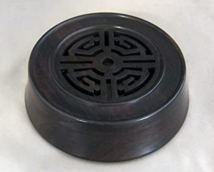 Amazon 55 Chinese Oriental Rosewood Wooden Lid Cap For
