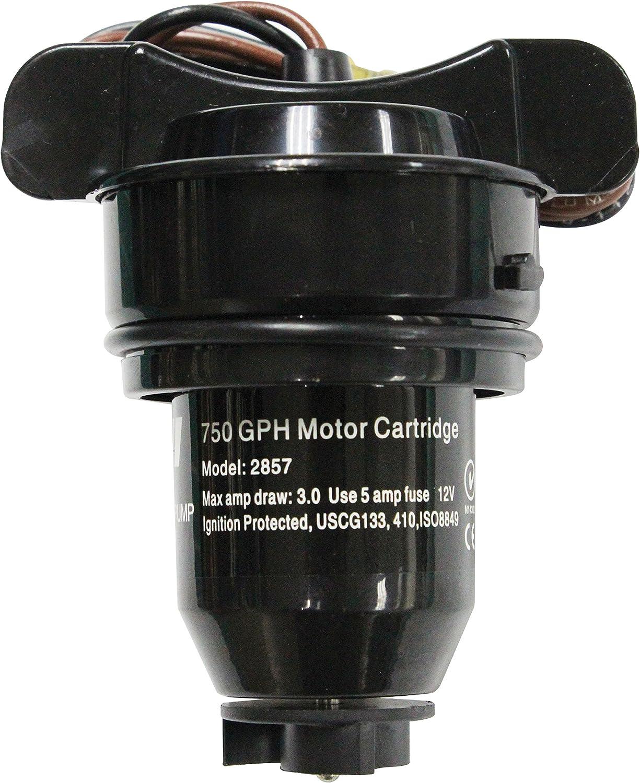 Johnson Pump Cartridge Motor 750 GPH