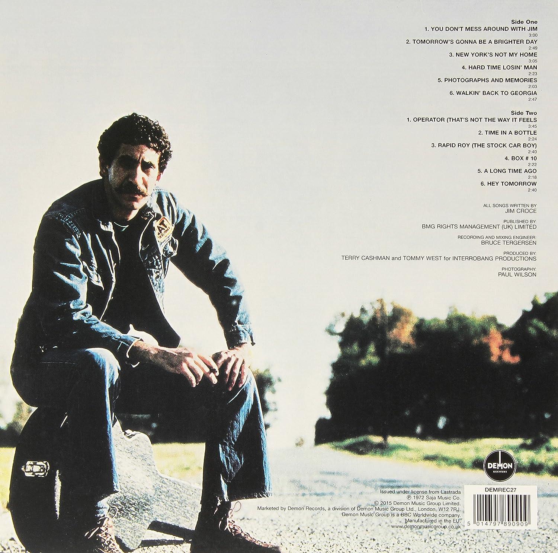 You Don\'t Mess Around With Jim (Vinyl) [VINYL]: Amazon.co.uk: Music