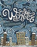 Winter Fun Coloring Book: Coloring Books for Kids