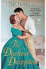 The Duchess Deception (The Regency Impostors Book 3)