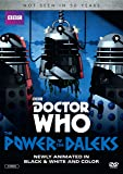 Doctor Who: Power Of The Daleks (Animated) (DVD)