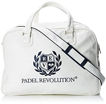 Padel/Sport Revolution, Maleta Padel Blanca, Blanco: Amazon.es: Deportes y aire libre