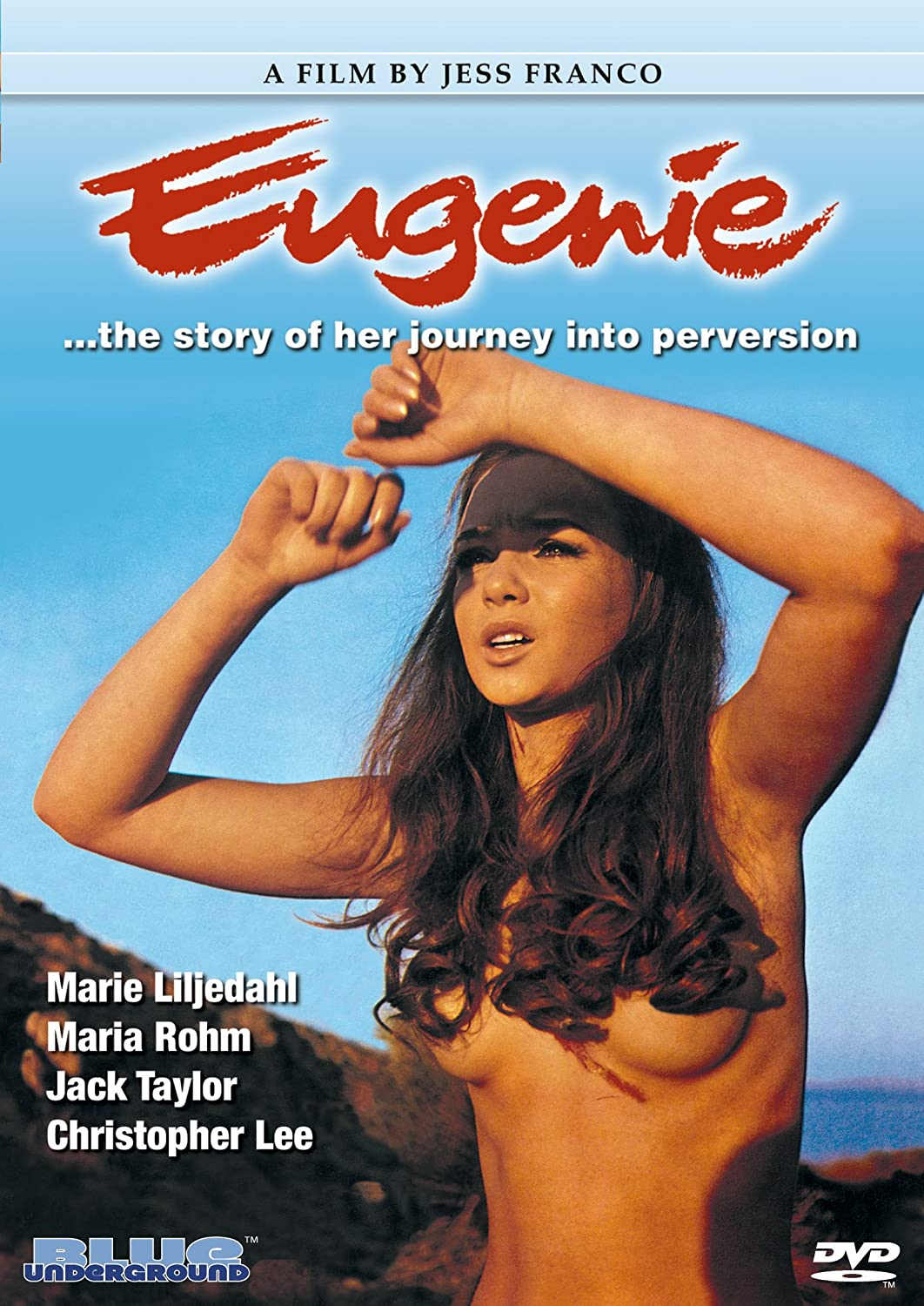 Eugenie - The Story Of Her Journey Into Perversion (Bilingual) Marie Liljedhal Maria Rohm Jack Taylor Christopher Lee