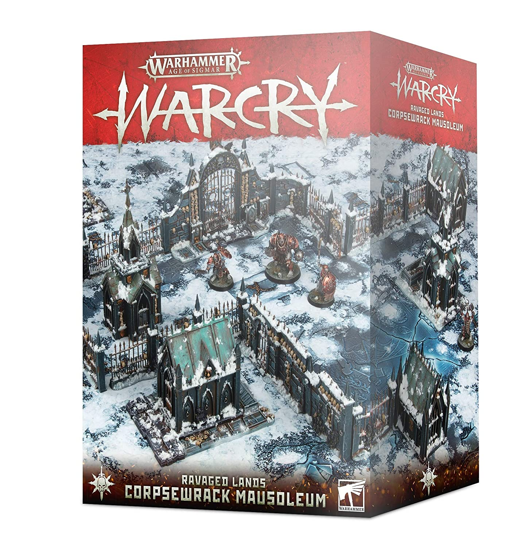 Corpsewrack Mausoleum Warcry Ravaged Lands