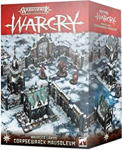 Games Workshop Age of Sigmar: Warcry Corpsewrack Mausoleum