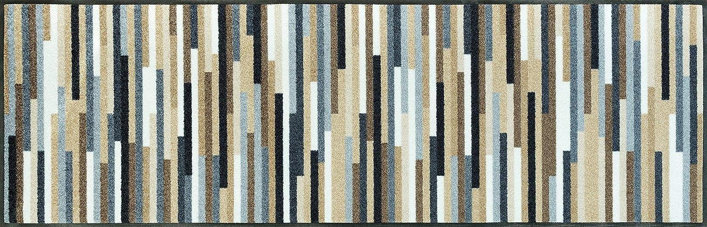 Wash+dry Fußmatte, Acryl, Bunt, 60 x 180 cm