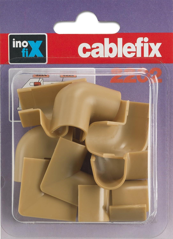 Cablefix Inofix Inofix Inofix selbstklebender Kabelkanal & conexiones flexibles bee9c3