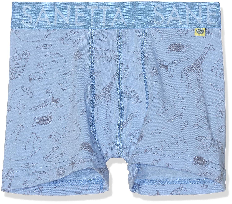 Sanetta Shorts Allover Pantaloncini Bambino