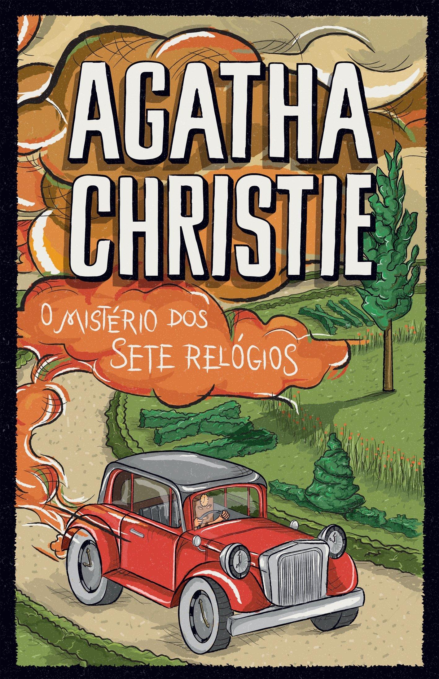 688a188742b O Mistério dos Sete Relógios - 9788520939918 - Livros na Amazon Brasil