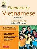Elementary Vietnamese: Let's Speak Vietnamese. (MP3 Audio CD Included)
