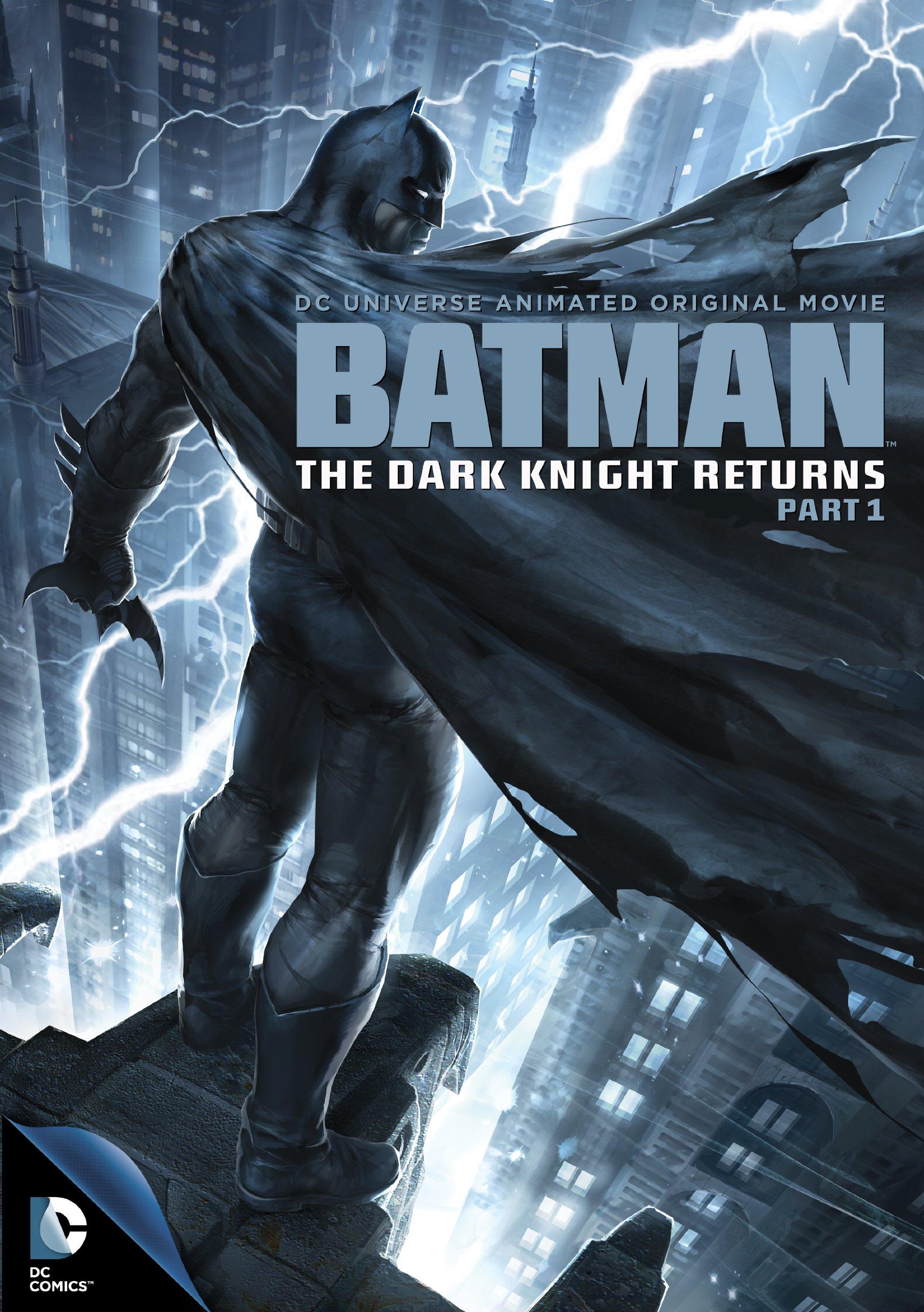 Amazon.com: Watch DCU: Batman: The Dark Knight Returns: Part ...