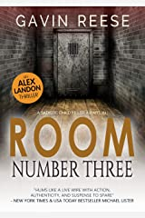 Room #3: A gripping and authentic crime thriller (Alex Landon Case Files Book 2) Kindle Edition