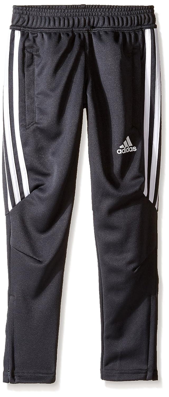 adidasユースサッカーパンツ ティロ17 B01GP3J4XY Large|Dark Grey/White/White Dark Grey/White/White Large