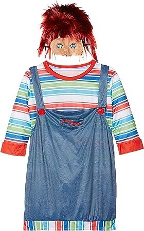 Smiffys - Disfraz de chucky para mujer, talla XL (39099X1 ...