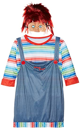 Chucky Fancy Dress Costume Size 16-18 L Ladies (Halloween)