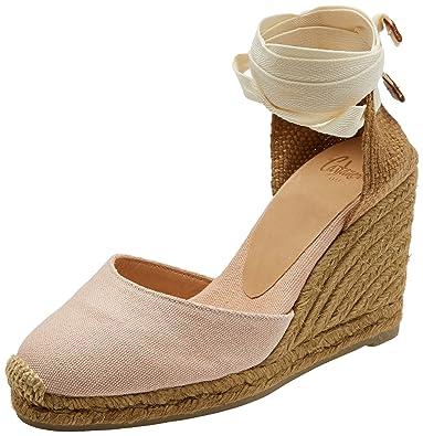 4a5dfefcee Amazon.com | Castaner Women's Carina Espadrille Wedge Sandal ...