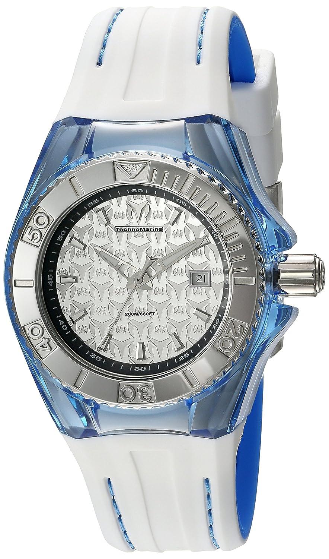 TechnoMarine Damen- Armbanduhr Analog Quarz TM-115158