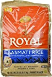 Royal Basmati Rice 20-Pound Bag