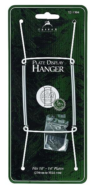 sc 1 st  Amazon.com & Amazon.com: Tripar Plate Display Hanger 10