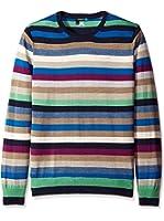 J Lindeberg Mens Malte True Merino Sweater