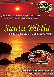 Reina valera 1960 biblia en audio spanish edition american bible santa biblia reina valera 2000 antiguos y nuevos testamentos completa en dos discos mp3 fandeluxe Image collections
