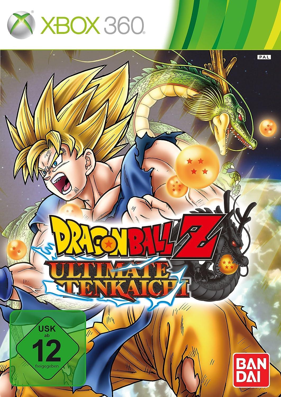 Dragonball Z: Ultimate Tenkaichi [Importación alemana ...