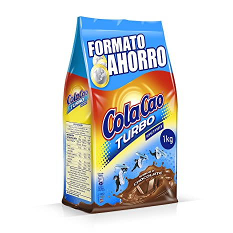 Cola Cao Turbo - 1000 gr: Amazon.es: Amazon Pantry