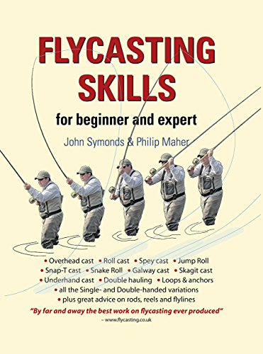Flycasting Skills: For Beginner and Expert (English Edition)