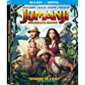 Jumanji Welcome to the Jungle on Blu-ray + Digital