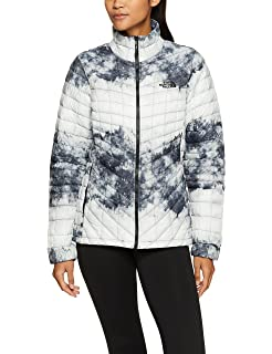 67385c39b9ac The North Face Womens Thermoball Full Zip Jacket TNF Black Passion ...