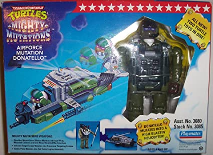 Amazon.com: PlayMates Teenage Mutant Ninja Turtles ...