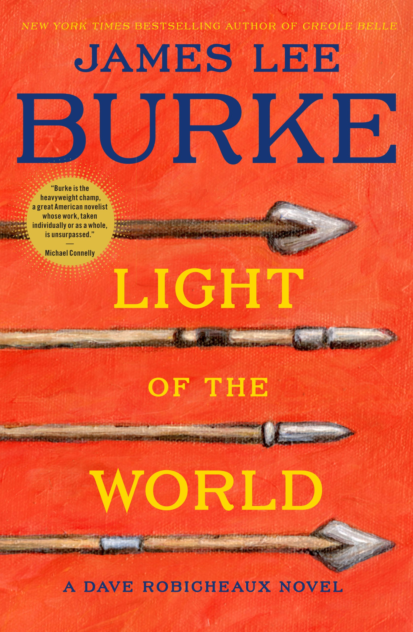 Light Of The World (a Dave Robicheaux Novel): James Lee Burke:  9781410459879: Amazon: Books