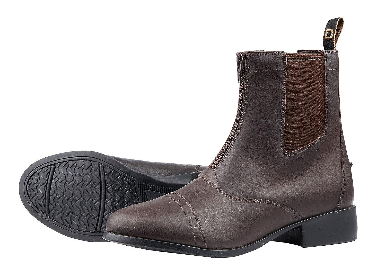 552-0168 Dublin Elevation Zip Jodhpur Boots Weatherbeeta