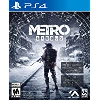Metro Exodus - PlayStation 4 - Day One Edition