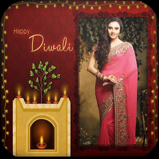 Diwali Party Photo Frames (Diwali Treat)