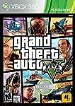 Grand Theft Auto V - Xbox 360 Standard Edition