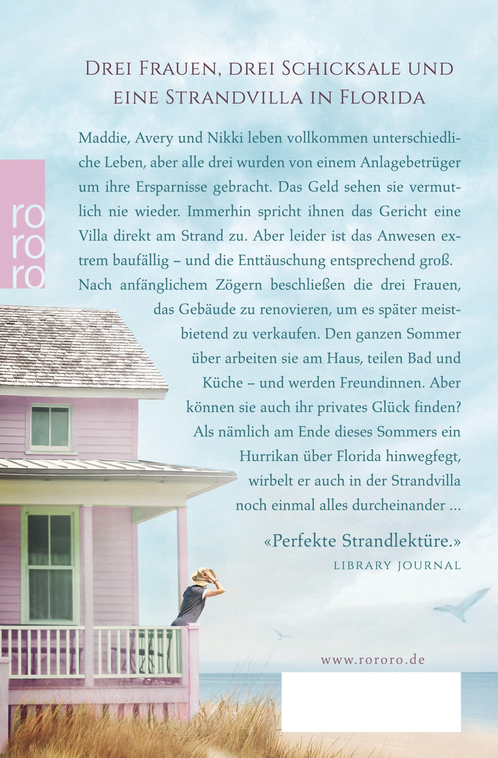 Ein Haus für einen Sommer Florida Beach, Band 1: Amazon.de: Wendy ...