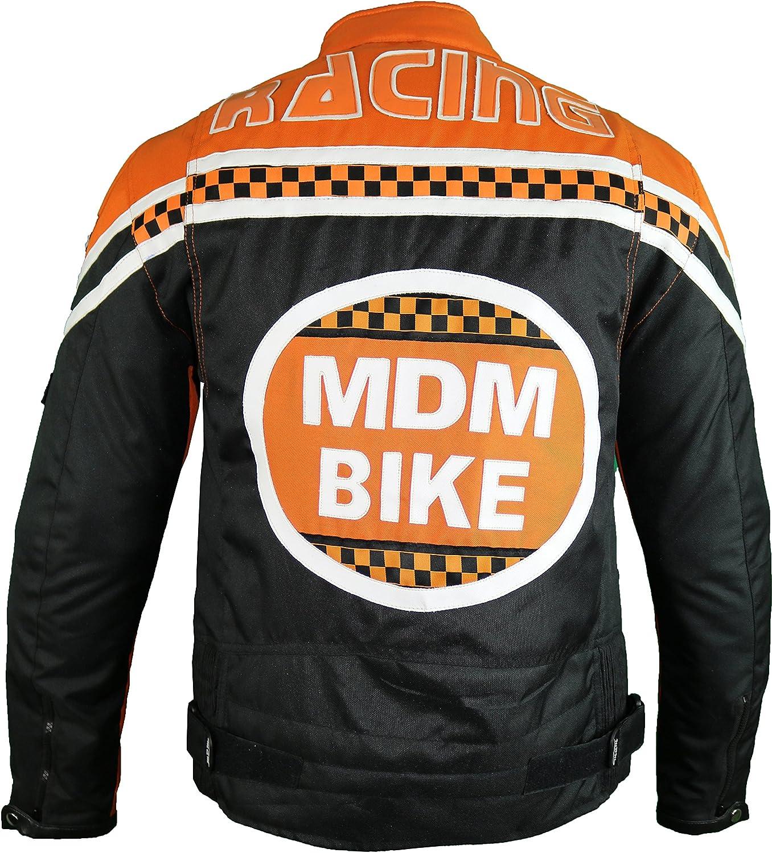 MDM Textil Motorradjacke
