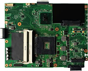 For Asus K52F A52F X52F REV:2.2 60-NXNMB1000-E03 Laptop Motherboard