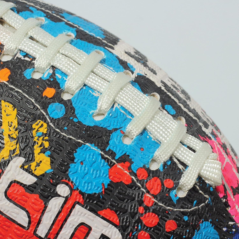 OPTIMUM Kleiner Football mit Aufdruck Street American Football Mehrfarbig