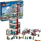 LEGO City Hospital 60204 Building Kit (861 Piece)