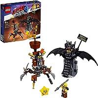 LEGO 70836 THE LEGO MOVIE 2 Battle-Ready Batman and Metal Beard