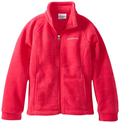 Amazon.com: Columbia Girls' Benton Springs Fleece Jacket: Clothing
