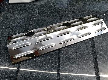 Landmann Gasgrill Flammenverteiler : Manufaktur stollenwerk 505mm x 155mm edelstahl flammenverteiler